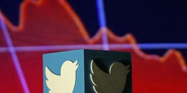 Plus le temps passe, plus les marchés désespèrent. En un an, l'action Twitter a perdu 28,7% de sa valeur, à 16,50 dollars.