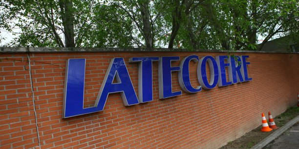 Le site de Latécoère, au centre-ville de Toulouse