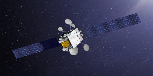 Nouveau succès pour la France et l'industrie d'armement tricolore à l'export avec la vente d'un satellite de télécoms militaires