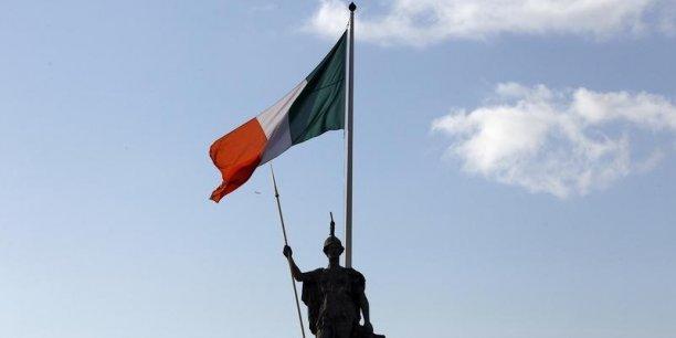 La croissance irlandaise atteint des sommets.