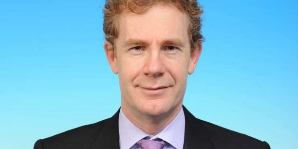 Xavier Durand, directeur général de Coface