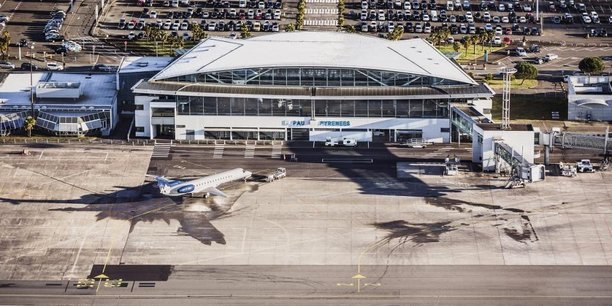 Sous la houlette de son nouveau gestionnaire, Air'Py, l'aéroport de Pau-Pyrénées va faire l'objet d'investissements pour une valeur de 16 M€.
