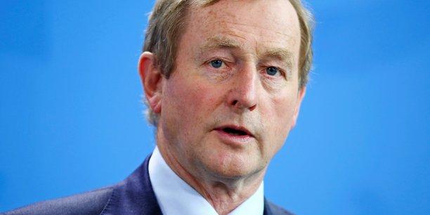 Enda Kenny, le Taoiseach, propose aux Nord-irlandais de rejoindre la République pour rester dans l'UE.