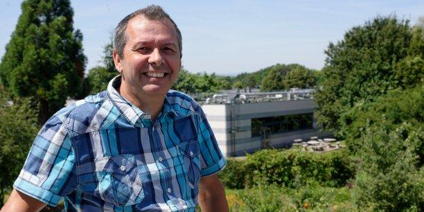 Jean-Yves Bonnefoy, président d'Anagenesis.