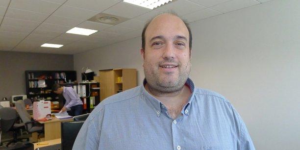 Serge-Henri Albou, président de Bionext.