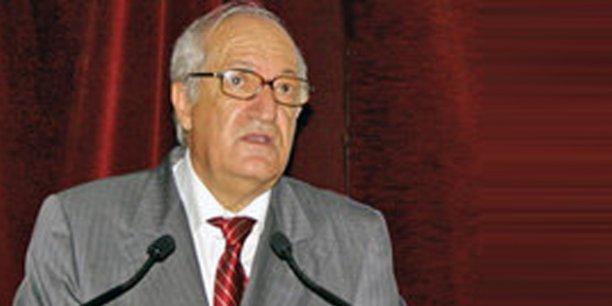 Jawad Kerdoudi, président de l'Institut marocain des relations intrnationales (IMRI)