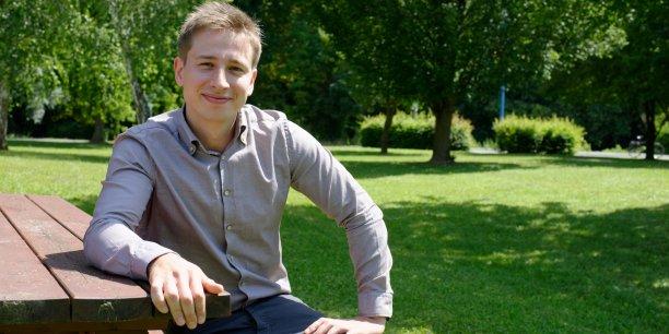 Syndivia, la société que vient de créer Sasha Koniev à Strasbourg, est entrée en négociation avec un groupe pharmaceutique français pour un projet de co-développement d'une nouvelle thérapie.