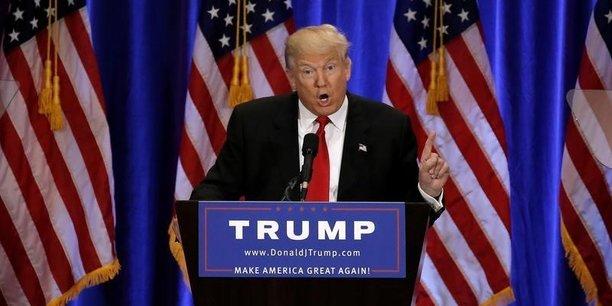 Donald Trump a plusieurs fois dénoncé le commerce international qui introduit une concurrence déloyale avec certains pays.