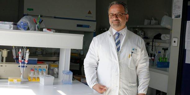 Pierre Eftekhari, président d'Inoviem Scientific.