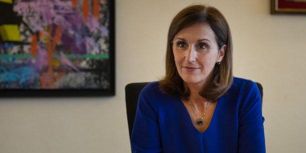 Karine Traval-Michelet, maire PS de Colomiers