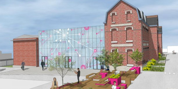 Le site abritera sur 3.000 mètres carrés un incubateur, un hôtel d'entreprises et un Fab Lab d'ores et déjà financé dans le cadre d'un projet du contrat de plan Etat-région obtenu par l'Université de l'Artois.