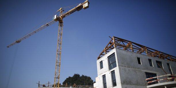 Le ciel est toujours aussi bleu pour le secteur de la construction.