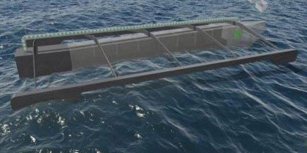 Hace exploite l'énergie des vagues pour produire de l'électricité en continu et à bas coût.