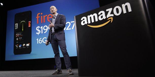 L'annonce des résultats coïncide avec la parution du dernier classement de Forbes montrant que Jeff Bezos, le fondateur et directeur général d'Amazon, détient désormais la troisième fortune mondiale avec 65,3 milliards de dollars.