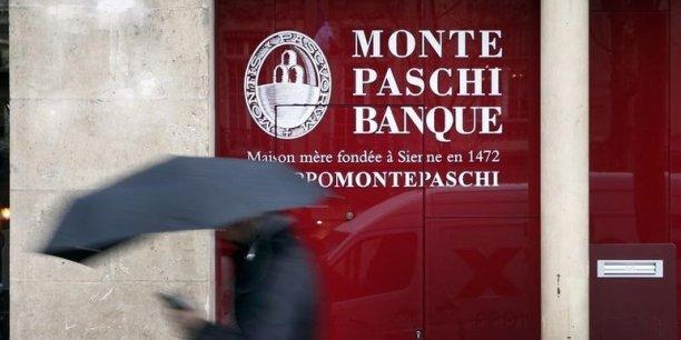 La banque italienne sera à court de liquidités beaucoup plus rapidement que prévu.