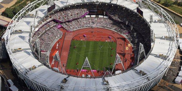 Le stade olympique de 80.000 places situé dans le Queen Elizabeth Olympic Park devient à partir de cette saison l'antre de West Ham United.