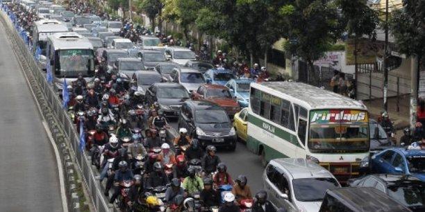 Le Mexique espère qu'en renouvelant son parc automobile, la pollution de l'air sera amoindrie.