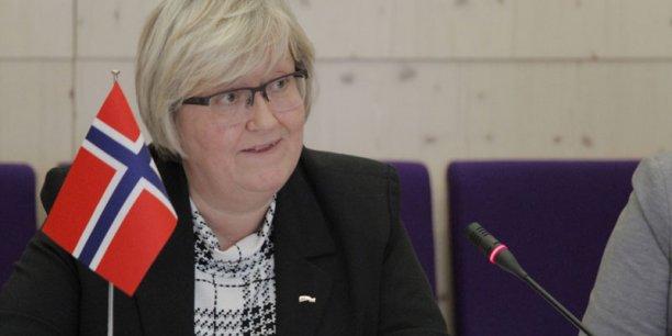 Elisabeth Vik Aspaker, ministre norvégienne des Affaires européennes