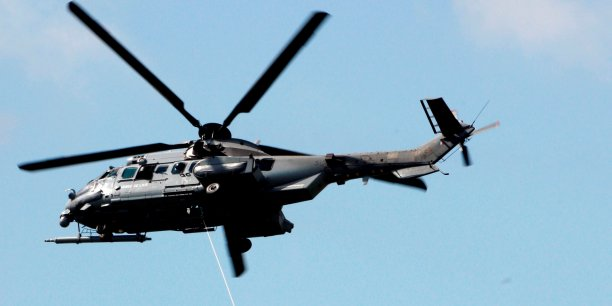 L'hélicoptériste européen a réussi une belle année en vendant près de 50 Super Puma en 2017