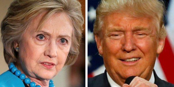 Hillary Clinton et Donald Trump poussent en faveur d'importations de médicaments moins cher à l'étranger.