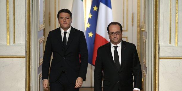 Les croissances nulles enregistrées en France et en Italie expliquent en partie la faible progression du PIB de la zone euro.