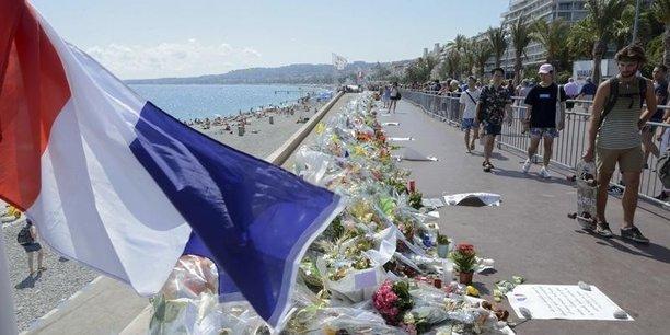 Après l'attentat de Nice, un mémorial avait vu le jour sur la Promenade des Anglais.