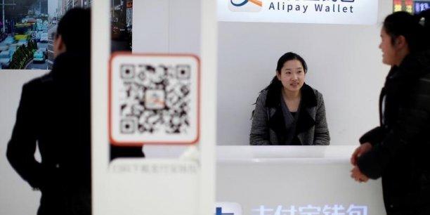 Alipay, la solution de paiement électronique du géant Ant Financial, compte plus de 450 millions d'utilisateurs actifs.
