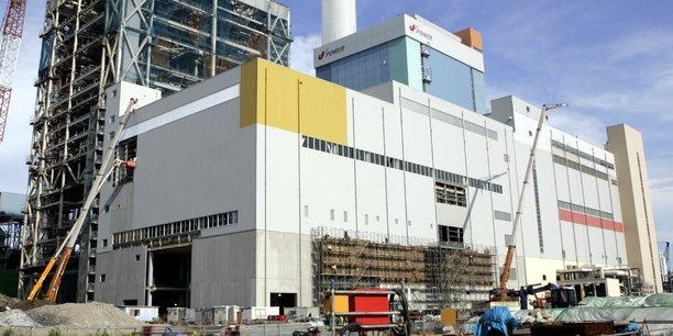 Une centrale thermique au Japon, photographiée en 2007.