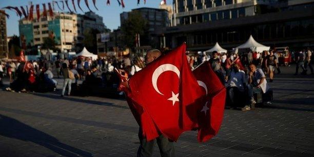 Depuis le 15 juillet, 40.000 personnes ont été interpellées en Turquie.