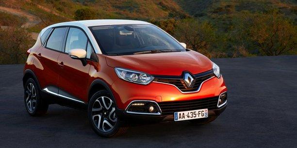 Le Renault Captur avait été mis en cause en début d'année par la Commission Royal pour ses émissions de polluants.