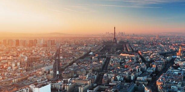 Paris, dans le top 3 des villes préférées des centres d'innovation.