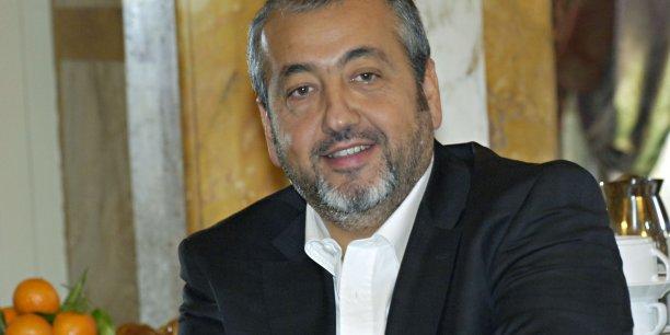 Michel Ohayon, président de la Financière immobilière bordelaise