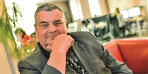 Stéphane Zittoun, PDG du groupe NP6