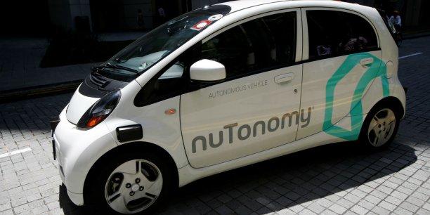La startup singapourienne spécialisée dans les véhicules sans chauffeur a levé 16 millions de dollars en mai dernier.