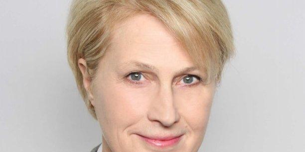 Corine Dubruel, présidente du groupement CentraleSupelec Energie et directrice d'Innoville 2021.