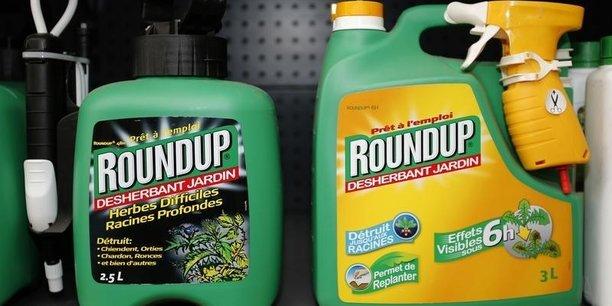 Le Round-Up, commercialisé par Monsanto, est utilisé partout dans le monde.