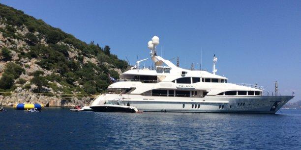 Un yacht, c'est m'as-tu-vu, ce n'est pas productif pour l'économie, selon Joël Giraud, député LREM.