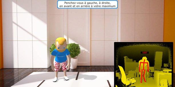 Le jeu vidéo permet aux personnes âgées ou en rééducation de se maintenir en forme.