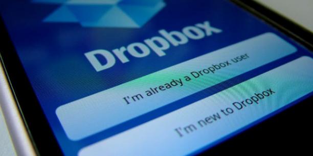 Le site Dropbox permet notamment de stocker des photos et des vidéos en ligne.