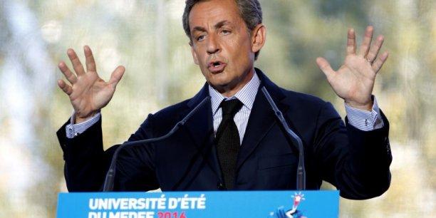 Au Medef, mercredi, Nicolas Sarkozy a multiplié les promesses fiscales