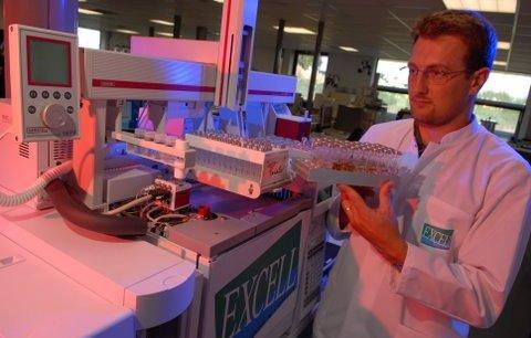 Le laboratoire bordelais Excell est chargé par l'Afnor de l'audit analytique des e-liquides des cigarettes électroniques.