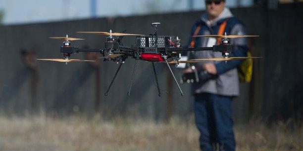 Xamen Techonologies a réussi à effectuer une livraison en pleine mer par drone.