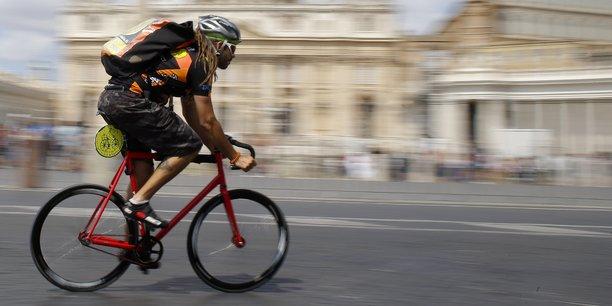 La startup belge de livraison de repas, Take Eat Easy, a raccroché les vélos en juillet dernier, en ne réglant pas les salaires de ses ex-coursiers.