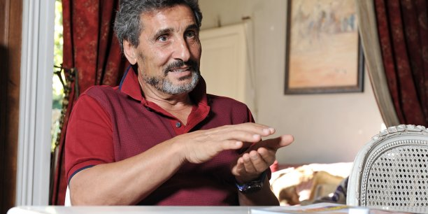 Mohed Altrad, président du groupe éponyme