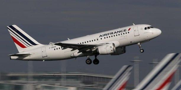 Air France-KLM note également une légère baisse des coefficients d'occupation, en repli de 1,5% en août.