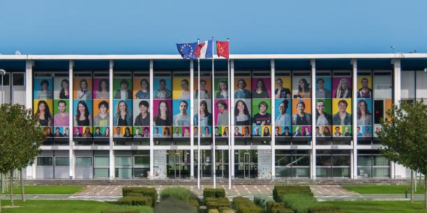 L'université Paul-Sabatier à Toulouse.