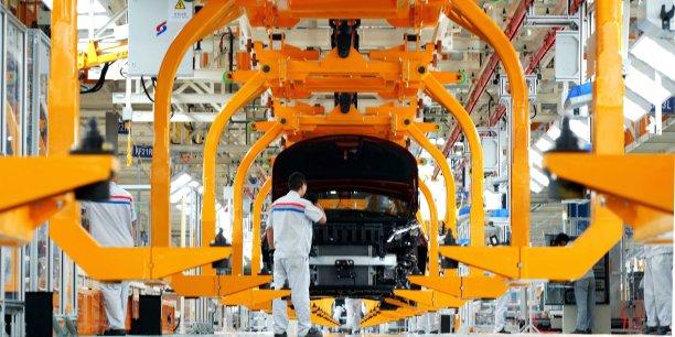 L'usine de Chengdu a l'ambition de se placer dans les meilleurs standards du groupe en termes d'efficacité et de qualité de production.