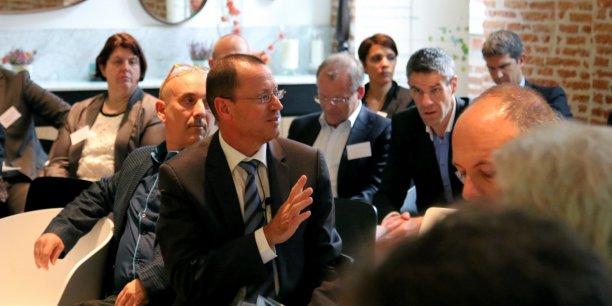 Thierry Pédeloup, Président d'Ethics Group.