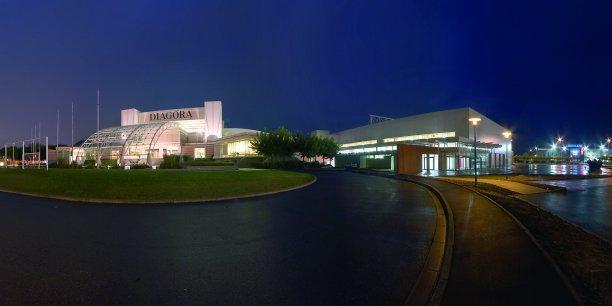 Le centre des congrès Diagora-Labège