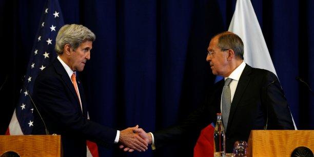 Cet accord est le fruit de plus de dix heures de discussions à Genève entre les deux pays.